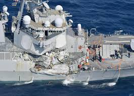 Navy Seamanship Mayday Navy Study Finds Concerns With Most Officers