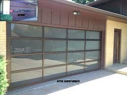 how to paint an aluminum garage door painting aluminum garage door painting aluminum garage painting aluminium