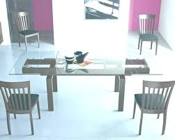 round glass dining room sets dining room sets round glass expandable table dining table and chairs