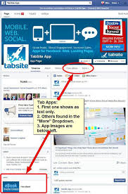 facebook page layout 2014. Wonderful Page Tab Apps In New Layout Intended Facebook Page Layout 2014 O