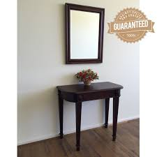 mirror hall table. Fancy Hallway Table And Mirror With Hall