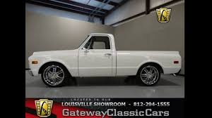1971 Chevrolet C10 Pickup Truck Stock #756 located in our ...