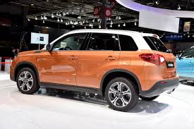 new car 2016 modelsSuzuki Will Launch Six AllNew Models by 2017