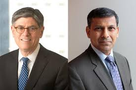 Jack Lew and Raghuram Rajan on Politics and Public Institutions | Columbia  World Projects