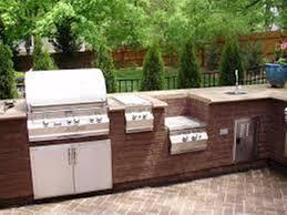 Outdoor Kitchen Idea Master Forge Outdoor Kitchen Idea Latest Outdoor Decoration