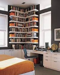 Corner Dvd Shelves 41 Floating Shelves Decorating Ideas Book corners Corner and 2