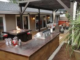 Outdoor Kitchen Patio Modern Kitchen Amazing Outdoor Kitchen Designs Ideas Pizza Ovens