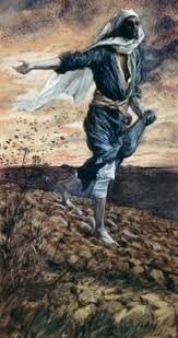 the parable of the sower james tissot 1836 1902 french canvas art james tissot 18 x 24 walmart