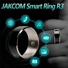 JAKCOM R3 NFC Magic Verschleißringe Smart Ring verbraucherrechtliche  elektronische Test Smart-Armband für Android IOS – günstig im Onlineshop  von Joom kaufen
