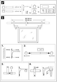 Decorazioni per interni Alluminio Gardinia Set con Bastone per Tende  100-190 cm Casa e cucina tourism.vratsa.net