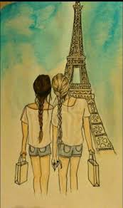 i ve always wanted to go to paris my favorite place and my f favorite person