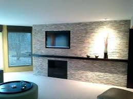 modern fireplace tile. Modern Fireplace Tile Beautiful On Contemporary Indoor Fireplaces . O