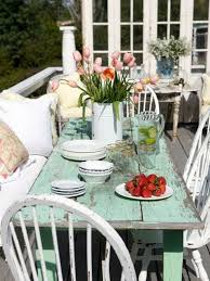 diy shabby chic dining table and chairs. diy outdoor shabby chic \u2013 top easy backyard garden decor design project diy dining table and chairs