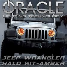 jeep wrangler oracle lights