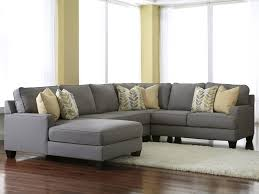 sectional sofa with chaise. Plain Sectional Signature Design By Ashley Chamberly  Alloy 4Piece Sectional Sofa With  Left Chaise Throughout With