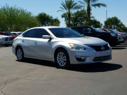 nissan altima 2014 silver. Wonderful Silver Silver 2014 Nissan Altima S For Sale In Tucson AZ With M