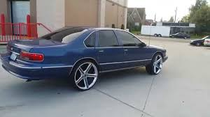 All Chevy 96 chevy caprice : 96 caprice classic 4s dust covers - YouTube