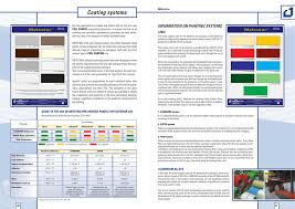 Net System Colors Chart Colour Chart