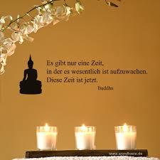 Wandspruch Buddha