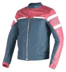 dainese zhen yun jacket leather jackets black red men s clothing dainese underwear dainese street darker