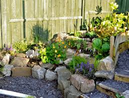 Small Picture Rockery Designs For Small Gardens Small Rock Garden Ideas Garden