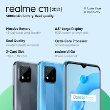 Realme C11 2021 with Unisoc Chipset Now ...