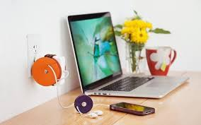 PowerPlay: POWERPLAY, A MACBOOK ADAPTER CORD ORGANIZER CableBand: CABLE  BAND, A VERSATILE CABLE ORGANIZER TunePoint: TUNEPOINT, AN EARBUD ORGANIZER