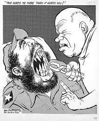 Cartoon on the Cuban Missile Crisis ...