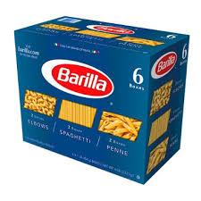 barilla pasta variety pack pk sam s club barilla pasta variety pack 6 pk