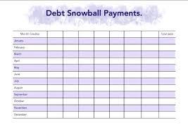 Snowball Debt Calculator Excel Debt Snowball Spreadsheet Debt