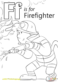letter f color pages letter f coloring page with letter f is for firefighter coloring