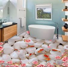 custom printed ceramic tiles best of 3d floor wallpaper custom floor tiles water in the goose
