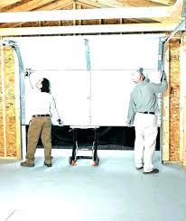 garage door stops when opening opening garage door garage door stops when opening garage door only
