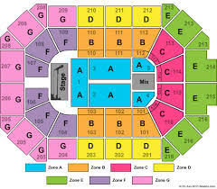 Allstate Arena Rosemont Il Seating Chart Where Is A Better Place To Sit Stand At The Allstate Arena