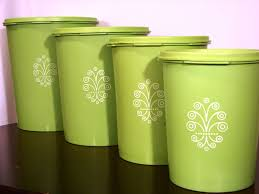 Green Canister Sets Kitchen Modern Lime Green Kitchen Canisters Quicuacom