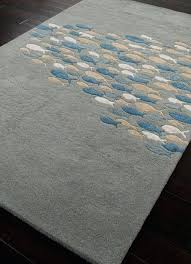 coastal rugs photo 6 of 8 living collection schooled pale silver blue area rug superior myrtle