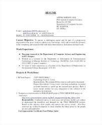 Science Resume Template Enchanting Best Cs Resume Template Reddit Mysticskingdom