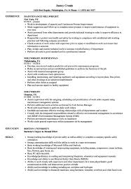 Millwright Resume Sample Cover Letter Millwright Resume Example Free Templates Sample Cover Letter Gallery 8