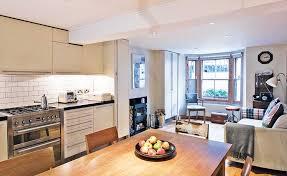 open plan kitchen lounge ideas