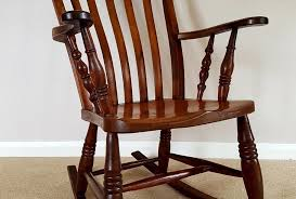antique wooden rocking chairs coat