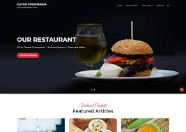 Wp Restaurant Themes The 11 Best Free Food Restaurant Wordpress Themes Of 2019