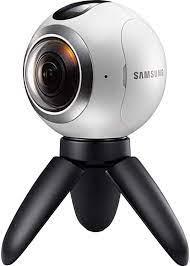 Samsung Gear 360° Kamera im Test - App, Software, Zubehör