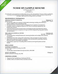 Entry Level Nursing Resume Igniteresumes Com