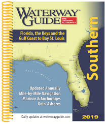 Intracoastal Waterway Mileage Chart New Publications