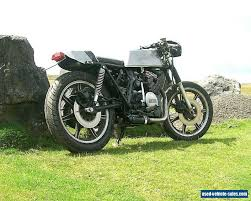 1978 yamaha xs 250 in the