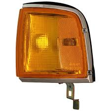corner lighting. Isuzu Pickup Truck 88-95 Left Side Marker Corner Light Lamp Chrome 91-96 Rodeo Lighting U