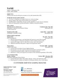 Sample Resume For Inbound Customer Service Representative Hospital Customer Service Representative Resume Sample New Sample 28