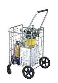Folding Rolling Cart Folding Rolling Cart Organizer Saddle Bag Tote