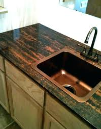 countertop reviews kits marvelous kitchen for penny concrete also from rustic gallery kit reviews countertop reviews