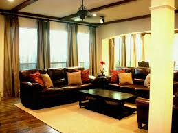 brown leather couch living room ideas. Black Sofa What Colour Walls Brown Leather Couch Living Room Ideas Rooms With Sofas Awesome Curtains